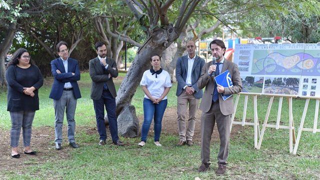 Puerto de la Cruz será la primera ciudad de Canarias en tener un parque infantil inclusivo