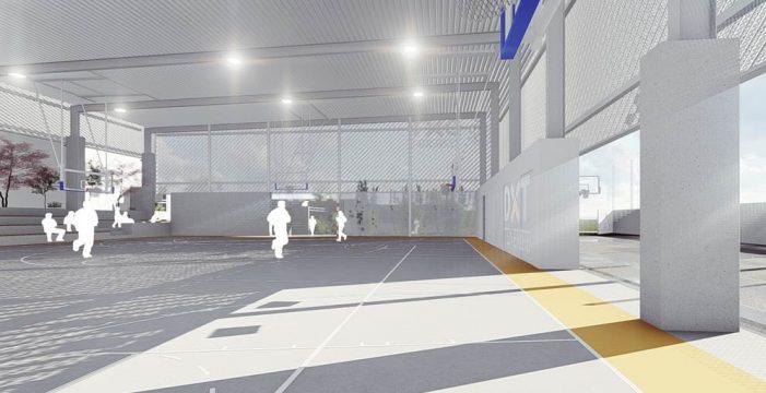 El polideportivo de Fasnia tendrá al fin techo y un nuevo pavimento