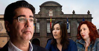 El Congreso del PSOE tinerfeño aprueba por goleada presentar una moción de censura en La Laguna