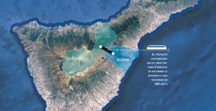 Cruzar del Norte al Sur de Tenerife en 5 minutos