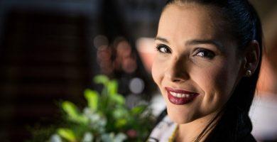 """Saida Prieto: """"Estoy feliz; sin palabras"""""""