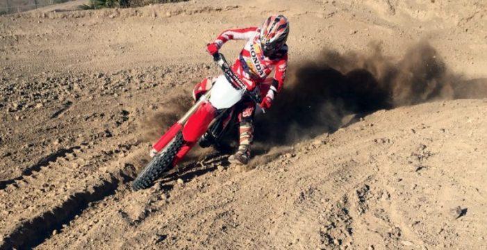 Bruno Darias quiere ganarlo todo este año en motocross y supercross