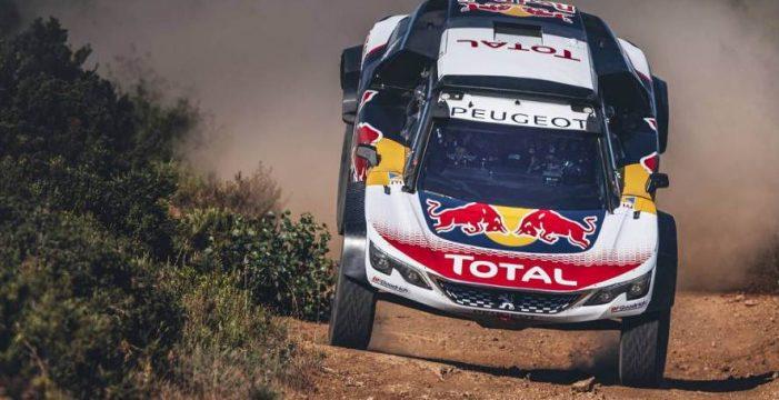 Sainz se pone líder en coches en el Dakar