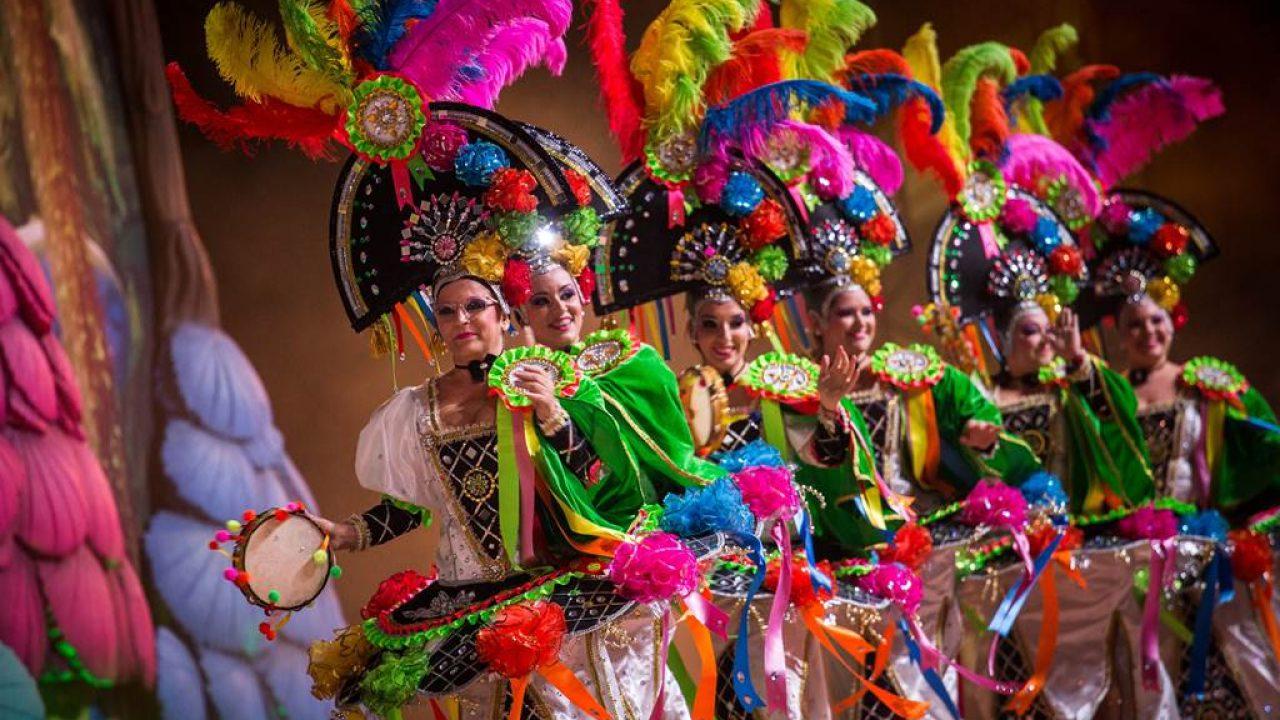 Resultado de imagen de carnaval tenerife chaxiraxi