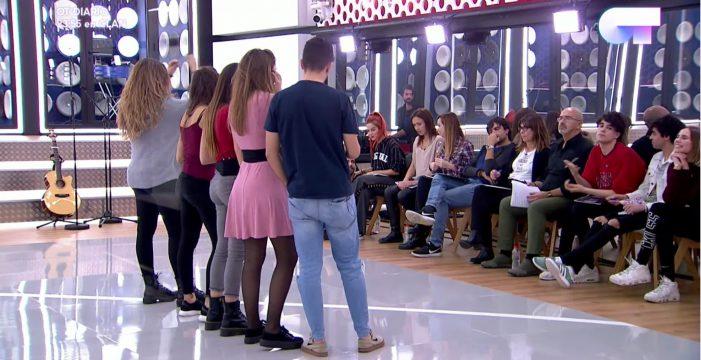 Entre baladas y bronca: la semana Eurovisión para los finalistas de OT