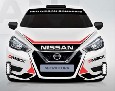 La Copa Nissan Micra vuelve la próxima temporada a Canarias