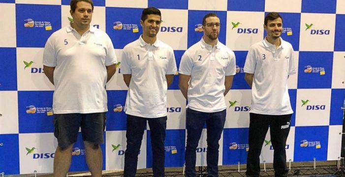 Miguel de Armas y Edgar Dorta, los mecánicos finalistas de Tu Club DISA Copi Sport