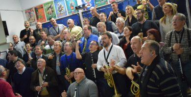 PP de Canarias en los grupos del Carnaval
