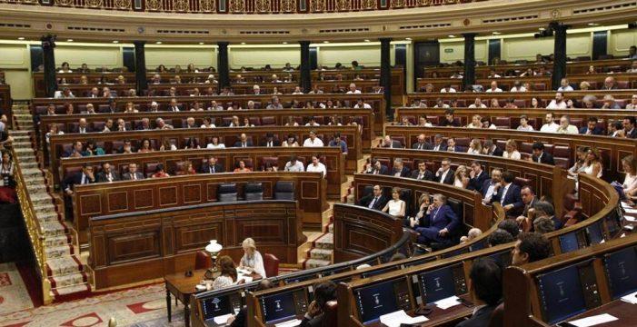 Los ponentes del Congreso aprueban por unanimidad 60 artículos del texto