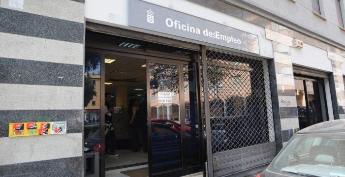 El número de desempleados en el municipio bajó en 2017 hasta cifras similares a 2009