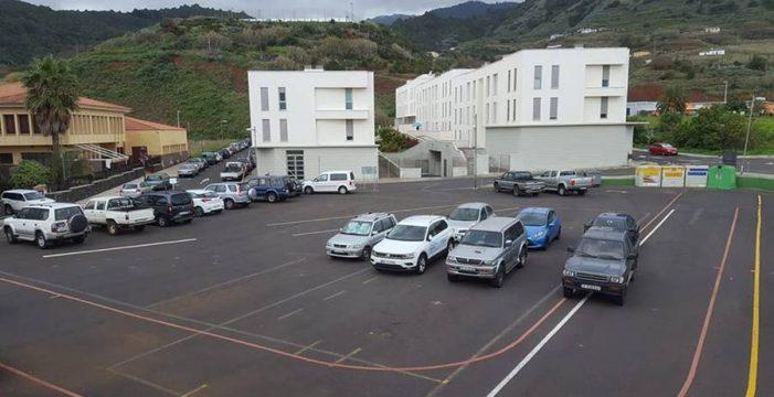 Puntallana ya tiene el suelo para el nuevo Centro de Salud