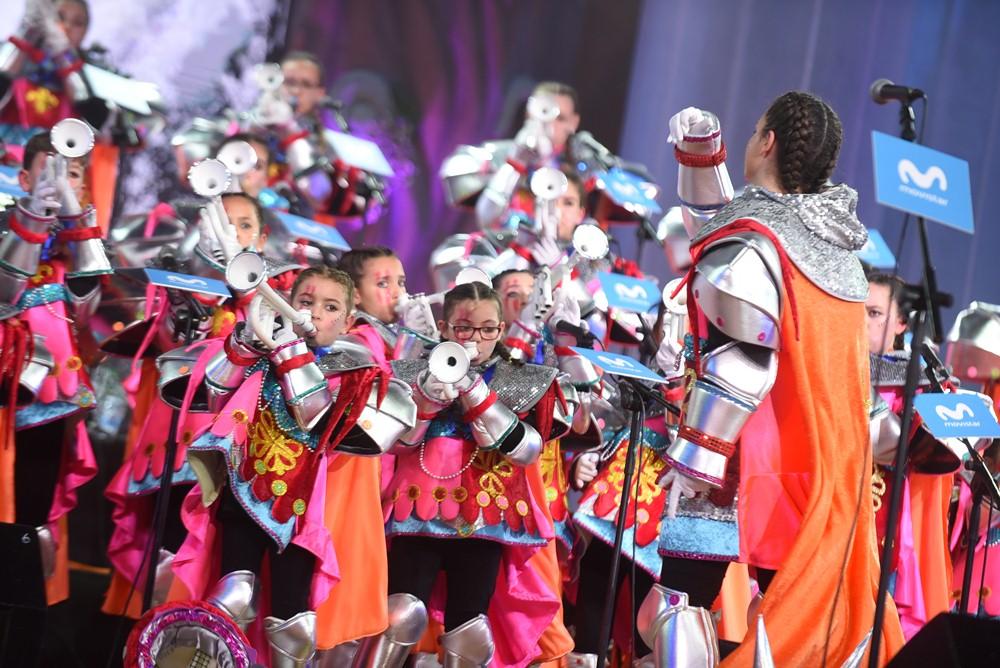 Resultado de imagen de premios concurso murgas infantiles 2018