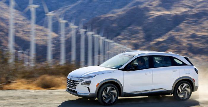Hyundai NEXO: el nuevo SUV de pila de combustible