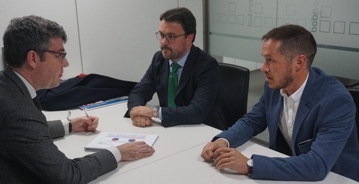 El PP traslada al ministro Nadal las necesidades energéticas de La Palma