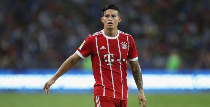 """James no piensa en volver al Real Madrid: """"Quiero conseguirlo todo con el Bayern"""""""