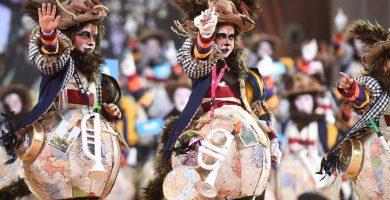 En vivo | Última fase del concurso de Murgas Infantiles del Carnaval