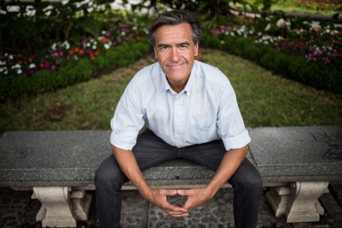 Juan Fernando López Aguilar, eurodiputado del PSOE. / ANDRÉS GUTIÉRREZ