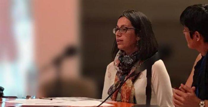 Lucía, la profesora tinerfeña que ha sido nombrada 'Mejor docente del año'
