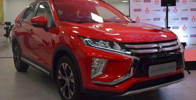 Icamotor abre su exposición de Mitsubishi en Los Majuelos y presenta el Eclipse Cross