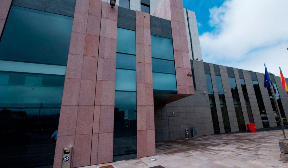 La declaración de los dos catedráticos tendrá lugar en los Juzgados de La Laguna. Fran Pallero
