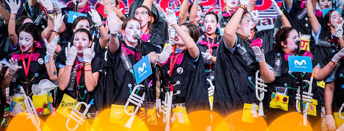 En vivo | I Fase del Concurso de Murgas Adultas del Carnaval de Santa Cruz