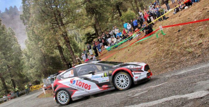 El Rally Islas Canarias prepara un excitante recorrido