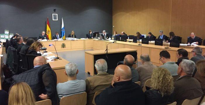 20 de los procesados en el caso Faycán admiten su participación en la trama