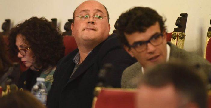"""Santiago Pérez: """"José Alberto Díaz tiene que sentar a Zebenzuí a su lado como vicealcalde"""""""