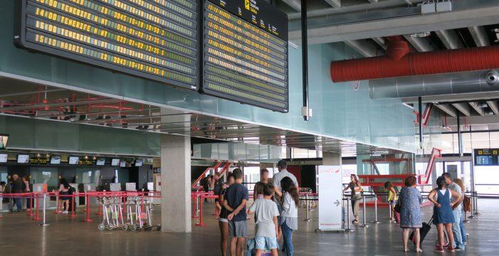 La Palma contará en invierno con nuevos vuelos directos a Berlín y Zurich