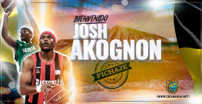 Josh Akognon, talento ofensivo para el Iberostar Tenerife