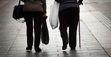 La población mayor de 60 años en Santa Cruz de Tenerife rozas las 50.000 personas. Andrés Gutiérrez