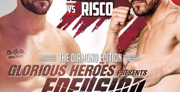 Jonay Risco estará en la edición diamante de Enfusion Live