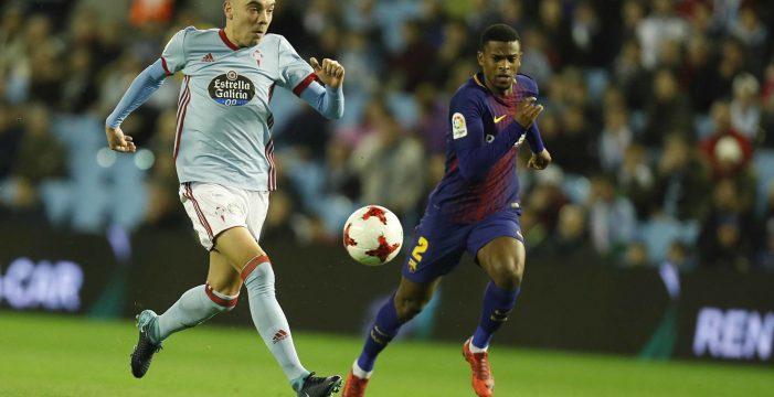 El Barça de los reservas logra un buen resultado en Balaídos
