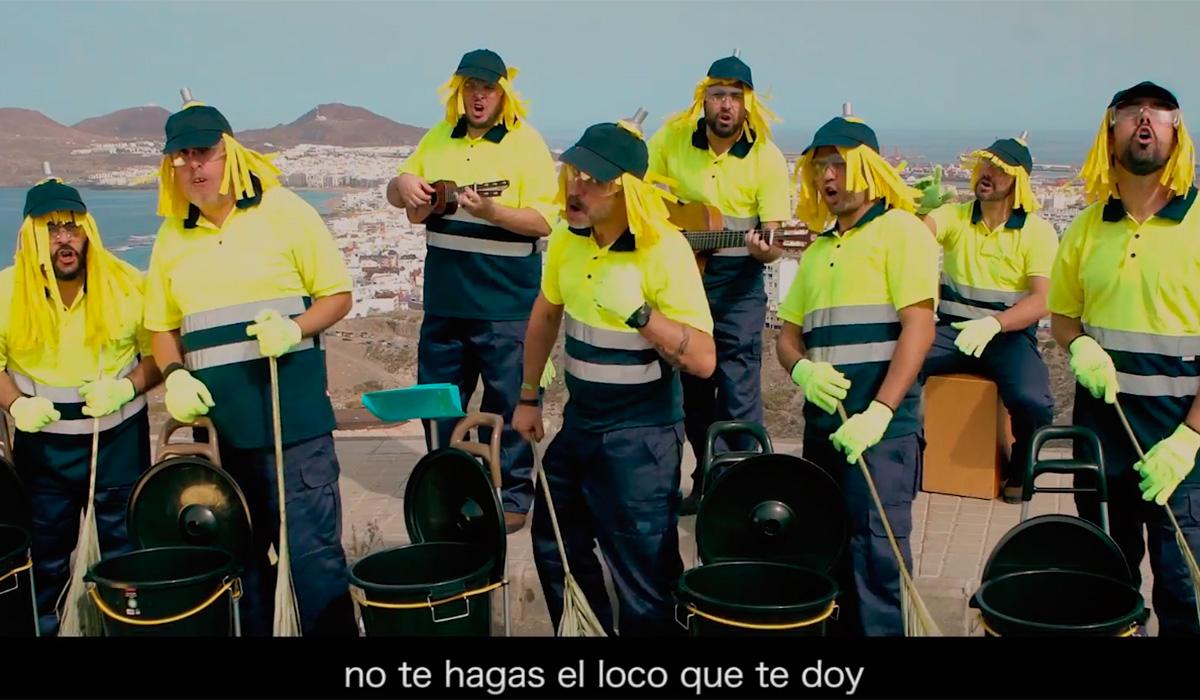 Resultado de imagen de La campaña para un Carnaval limpio
