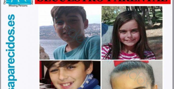 Hallan a los dos niños secuestrados por su padre en Sevilla