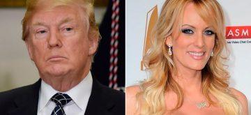 El FBI tiene una grabación de Trump charlando con su abogado sobre pagos a la ex modelo de Playboy