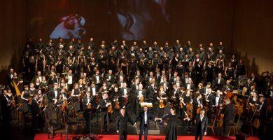 El XXXIV Festival arrancó ayer en el Palacio de Formación y Congresos de Puerto del Rosario. DA