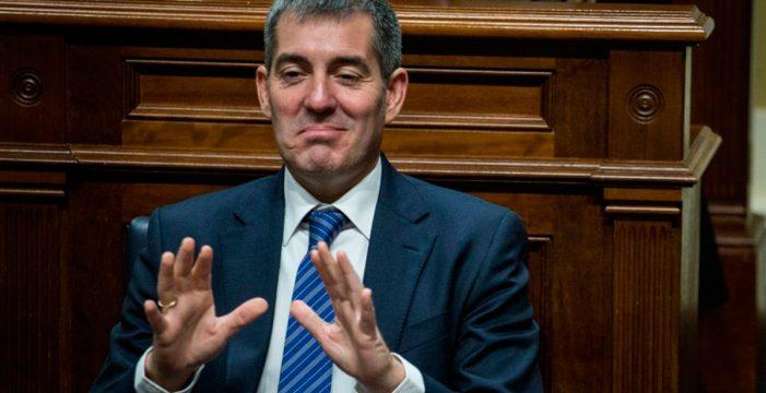 CC elige este sábado a Clavijo como candidato a  la presidencia del Gobierno