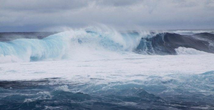 Declaran la alerta por fenómenos costeros en Lanzarote