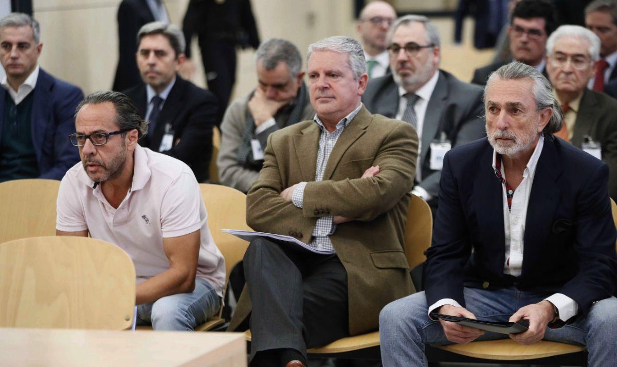 Álvaro Pérez, alias 'El Bigotes' y Francisco Correa, cabecillas de la Gürtel | EUROPAPRESS