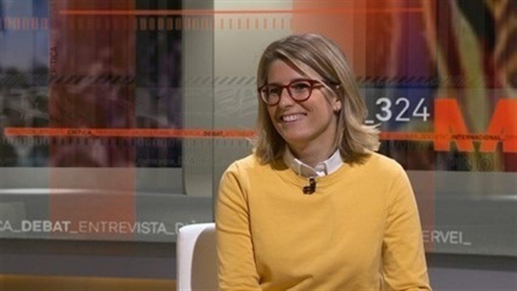 Elsa Artadi, diputada de JuntsxCat | EUROPA PRESS