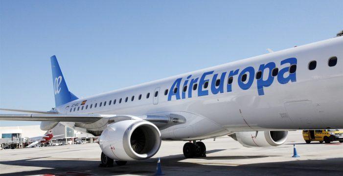 """El Ejecutivo regional estará """"vigilante"""" para que la compra de Air Europa no afecte al empleo ni a la conectividad"""