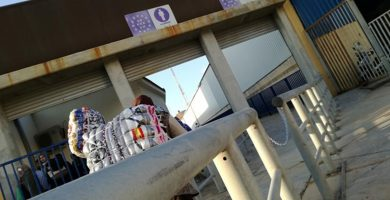 Dos mujeres muertas tras una avalancha en el lado marroquí de la frontera de Ceuta