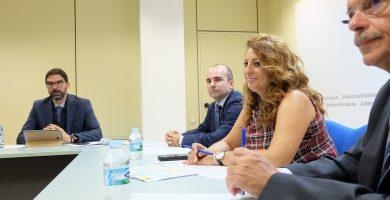 la consejera de Empleo, Políticas Sociales y Vivienda del Gobierno de Canarias, Cristina Valido. / EP