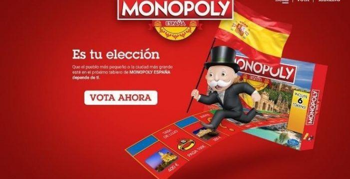 El Tanque, Haría o Tías podrán formar parte del próximo Monopoly España