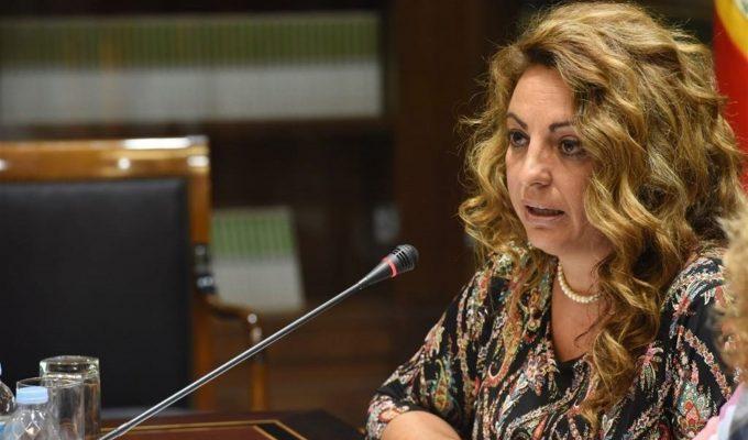 """Cristina Valido admite que la situación de la dependencia es """"preocupante"""""""