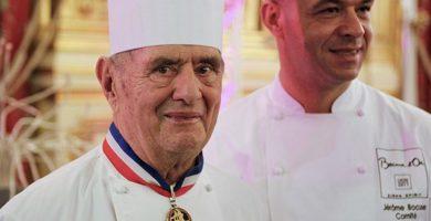 Fallece a los 91 años el histórico chef francés Paul Bocuse, pionero de la 'nouvelle cuisine'