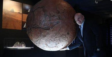 "El astronauta Scott Kelly no ve ""factible"" ir a la Luna o a Marte"
