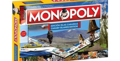 MONOPOLY ISLAS CANARIAS AMAZON