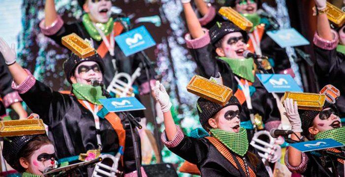 II Fase de Murgas Infantiles del Carnaval de Santa Cruz